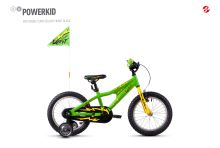 Ghost Powerkid 16 green/yellow 2018