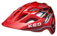 Přilba KED Trailon Kreidler Werksteam Red