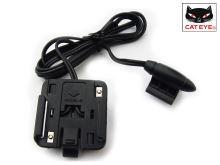 Kabeláž pro CAT cyklopoč.VELO 7, 5 a 8 (#1699550) (černá)