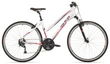 Rock Machine Crossride 350 lady white/black/red 2017