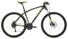 Rock Machine 29er Heatwave 90 black/radioactive yellow/silver 2017