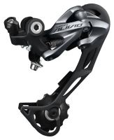 Měnič SHIMANO Alivio RD-M4000DSGS Shadow, 9 speed direct mount