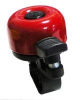 Zvonek mini červený
