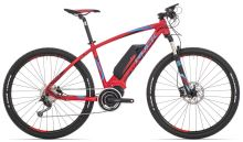 Rock Machine Ebike 29er Torrent e50 red/blue/black 2017