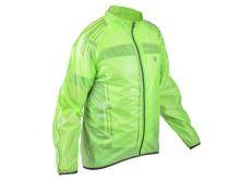 AUTHOR Pláštěnka Rain Dintex (zelená-transparentní)