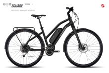 "GHOST Ebike SQUARE Trekking 4 28"" Lady 2017"