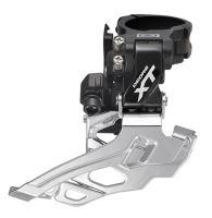 Přesmykač SHIMANO XT FD-M786 černý 10 speed 34,9mm (31,8mm adapt.) univerz.tah Dual pull