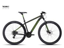 Kolo GHOST Tacana 2 black/green/gray 2016