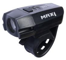Přední světlo MAX1 Evolution 3LED USB 400Lm 1 LED