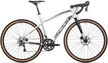 Kolo Rock Machine GravelRide 500 gloss silver/black