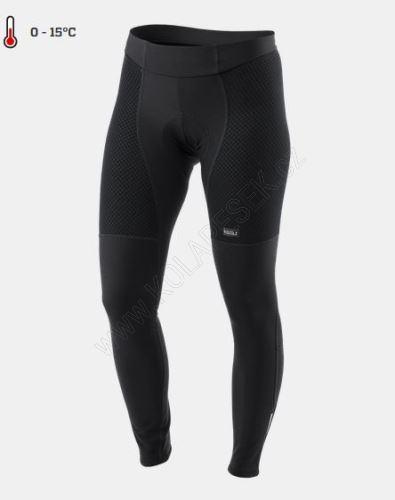 Dlouhé kalhoty KALAS PURE | černé | DÁMSKÉ