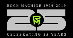 25 let Rock Machine