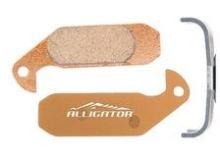 Brzdové destičky Alligator Organické HK-VX004