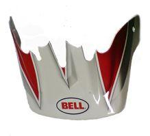 BELL Bellistic Visor-red/white