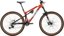 kolo Rock Machine Blizzard TRL 70-29 (L) gloss metallic orange/silver 2021