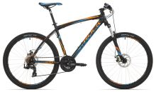"Kolo Rock Machine 26"" Manhattan 60 black/orange/blue"
