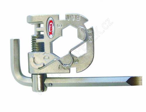 Klíč RAVX CHAIN TX 10fcí (nýtovač)