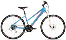 Rock Machine Crossride 300 lady cyan/blue/red