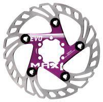 Brzdový kotouč MAX1 Evo fialový