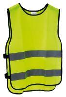 Reflexní bezpečnostní vesta M JUNIOR výška postavy 160-180cm, obvod hrudníku 84-108cm