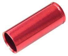 Koncovka bowdenu Max1 CNC alu 5mm červená 100ks