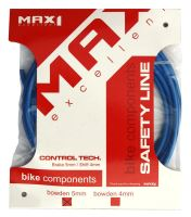 Bowden MAX1 5mm modrý balení 3m