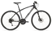 Rock Machine Crossride 500 black/white/silver 2017
