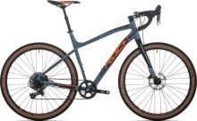 Kolo Rock Machine GravelRide 700 TEST 53cm (M) slate grey/neon orange/black