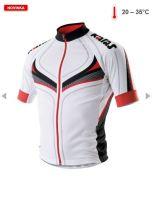 Cyklistický dres KALAS Titan X4 červený