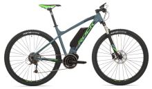 Rock Machine Torrent e30-29 slate grey/neon green/black