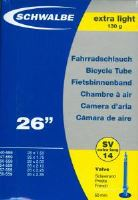 """Schwalbe duše 26"""" SV14 60mm"""