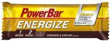 Tyčinka POWERBAR Energize sušenky-smetana