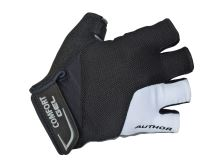 AUTHOR Rukavice Men Comfort Gel X6 k/p (bílá/černá)