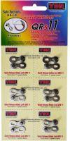 Spojka řetězu Max1 11 speed, na kartě (cena za 6 ks)