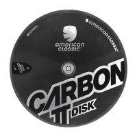 Zapletená kola American Classic CARBON TT disc