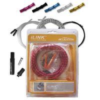 Bovdenový set I-LINK brzdy - elox: červená, modrá, zlatá, černá