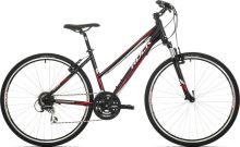 Rock Machine CrossRide 200 lady LO black /white/red