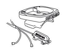 SIGMA držák computeru s kabeláží kompletní (BC 509-1609) UNI