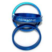 Distanční podložky Aerozine XAS-510 modrá