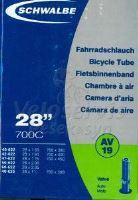 """Schwalbe duše 28"""" AV19 40/62-622 montážní balení"""