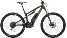 Elektrokolo Rock Machine Blizzard e50-29 mat black/neon green/dark grey 2019