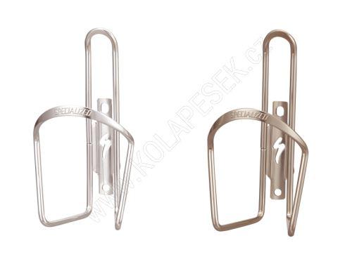 Košík SPECIALIZED E CAGE 5.0 stříbrná