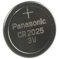 Baterie Panasonic CR-2025EP