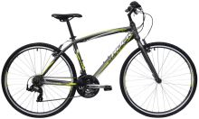 Kolo Rock Machine CrossRide 50 Anthracite/Green/White
