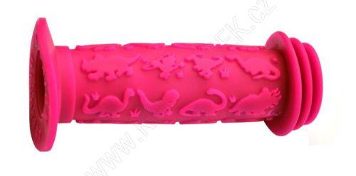 Gripy MAX1 dětské růžové 105 mm
